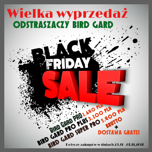 BLACK WEEKEND czas zacząć !!!
