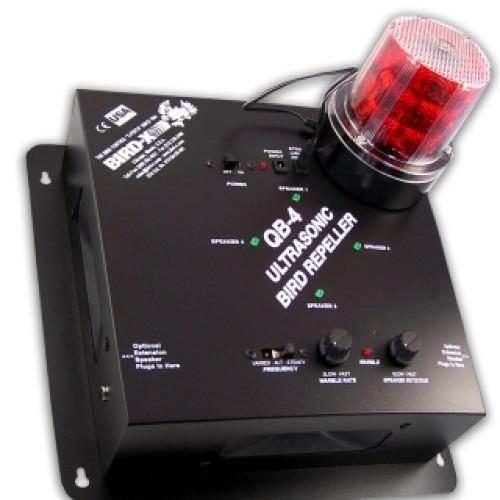 Quadblaster QB-4 + strobo